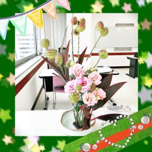 また、お花がたくさん(*^o^*)