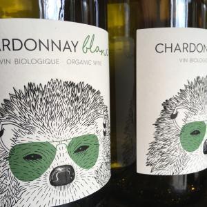 SO2無添加シャルドネ、鼠先輩ワイン「エリソン マラン」