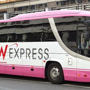 名神高速バス 最初の一歩