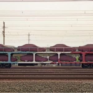 昭和30年代における、自動車の鉄道輸送