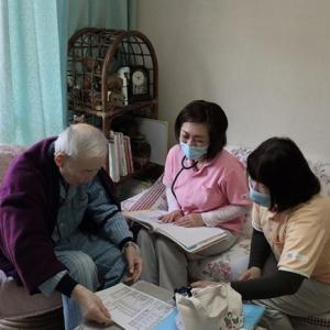 優しい介護「介護のプロフェッショナルたち」