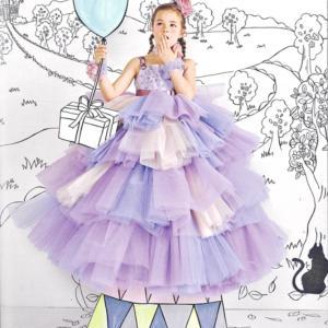 かわいいドレスもたくさん