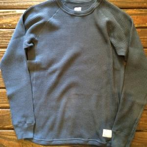 SD Waffle Thermal Crew Neck
