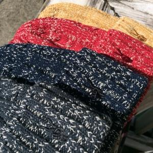 SD Cotton Cable Mix Watch Cap