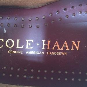 Used COLE-HAAN コードバン ローファー US 7