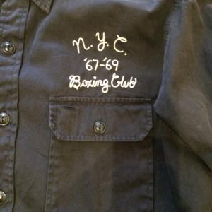 Used Ralph Lauren NY Boxing Club Shirt