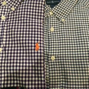 Used Ralph Lauren Boy's Size Shirt