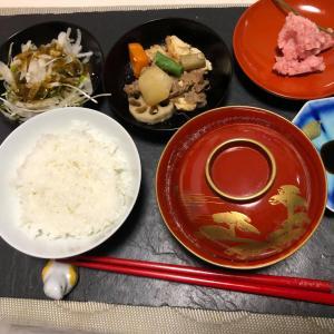 日本のアンティックな食器