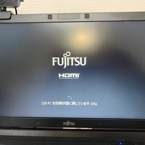 パソコンが突然固まったー!!