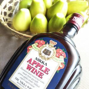 いちじくのアップルワイン煮♪かくし味で絶品!?