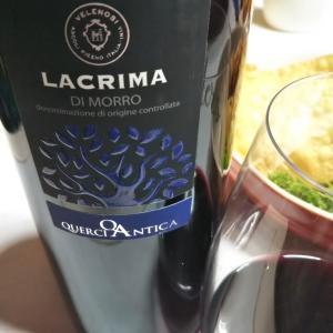 こんなの初めて なワイン