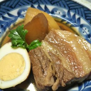 限定3セット3580万円(税込)のブルーレイと豚の角煮