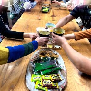 ☆只今、日曜日陶芸コン開催中です‼︎〜しっかりトークタイム〜☆