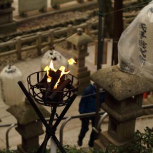 枚岡神社へ初詣2021