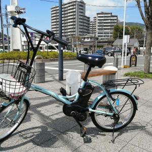 奈良県宇陀市の又兵衛桜へ近鉄榛原駅からレンタサイクルで行ってみた#1