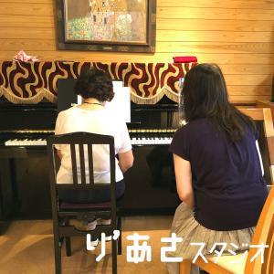 楽しく弾いてリフレッシュ!!らくらくピアノ開催( ˘ω˘ )