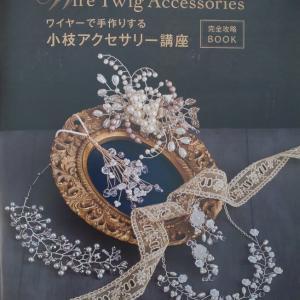 小枝アクセサリーディプロマ講座3月開講します(^^)
