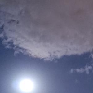 中秋の名月&満月を満喫して8年前を振り返ったら