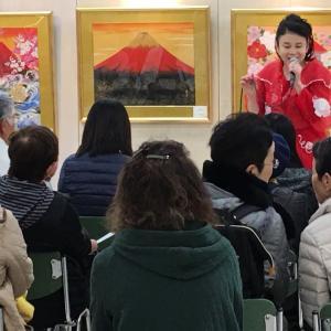 山陽百貨店個展トークショー第2日第1部