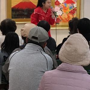 山陽百貨店個展トークショー第2日第2部