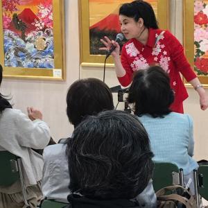 山陽百貨店個展トークショー第3日第2部