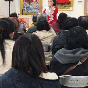 津 松菱個展トークショー第2日第1部