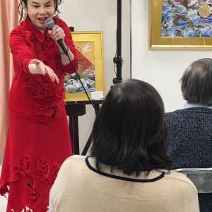 津 松菱個展トークショー第1日第2部