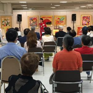 加古川ヤマトヤシキ個展 トークショー第2日目第2部