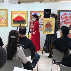 山陽百貨店個展トークショー第3日目第2部