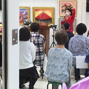 加古川ヤマトヤシキ個展トークショー第1日第1部