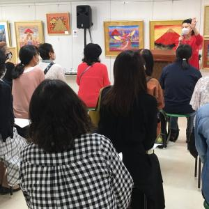 加古川ヤマトヤシキ個展トークショー第3日第1部