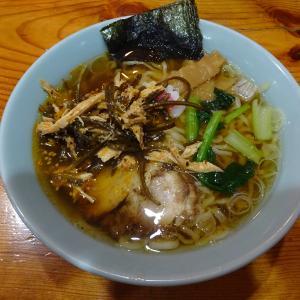 青竹打ち麺 麺屋 翔稀@柏の葉キャンパス