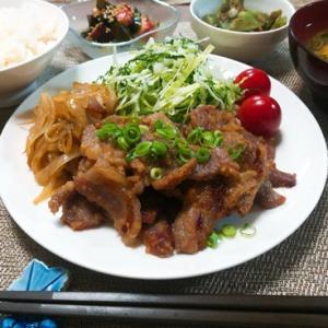 ベスト3に入る和な豚料理 ~豚の塩麹味噌漬け~