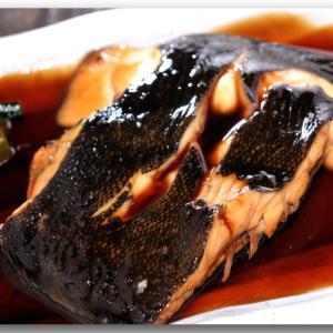 メシ通『魚介を使った簡単レシピ 』☆ カレイを簡単!美味しく煮付けます!