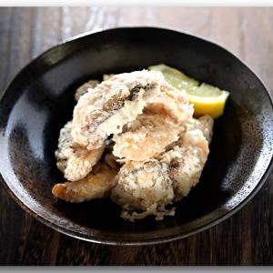 メシ通『魚介を使った簡単レシピ 』☆ 超時短!文化さばで鯖の竜田揚げ