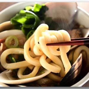 メシ通『魚介を使った簡単レシピ 』☆ ハマグリ香る美味しいうどん