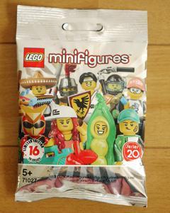 LEGO ミニフィギュアコレクション20