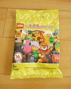 LEGO ミニフィギュアコレクション19(2)