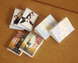 ミニチュアビネット2(20) ポストカード
