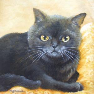 8月17日は「黒ネコ感謝の日」