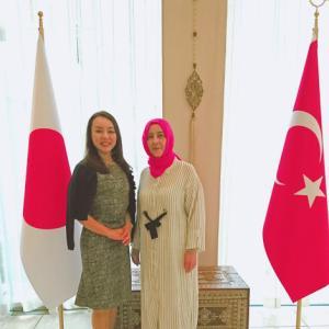 【素敵なマダムになるための、とっておきな秘訣】 トルコ大使夫人に学ぶおもてなし3 編