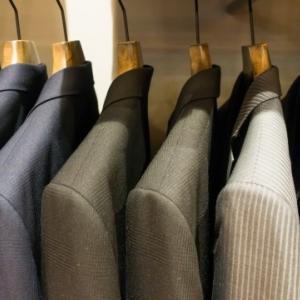 【素敵な紳士になるための、とっておきな秘訣】 スーツはサイズが命です 編