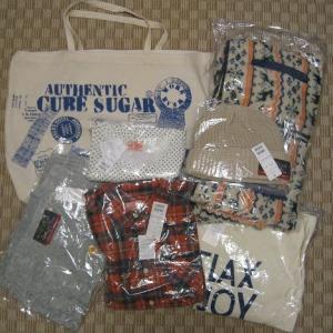 2016年2月購入のCUBESUGAR福袋