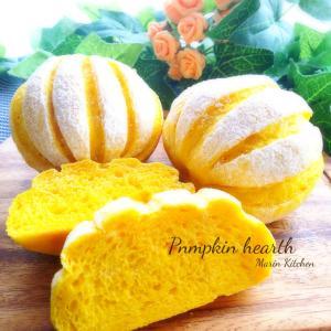 家庭菜園のかぼちゃで~コロコロ可愛いミニかぼちゃハース♡