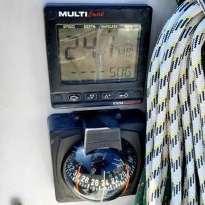 航海計器のキャリブレーション