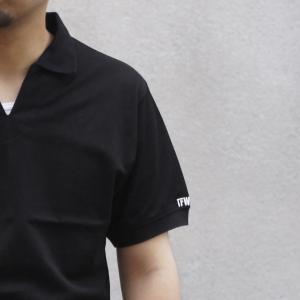 『利便性を求め、辿り着いたポロシャツ』