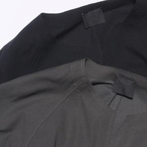 【山内】ブランドの空気感を纏った新型Tシャツ。