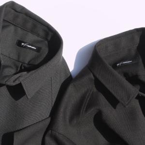 【tilt The authentics】の拘り溢れるシャツ。