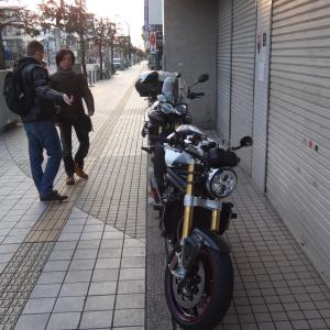 恒例 秋の一泊Touring in 花闊歩!