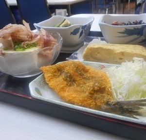 つるや 食堂@岡山駅前
